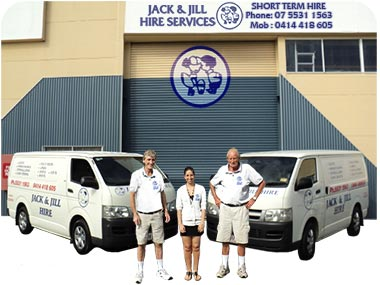 Jack and Jill Hire Services image of office